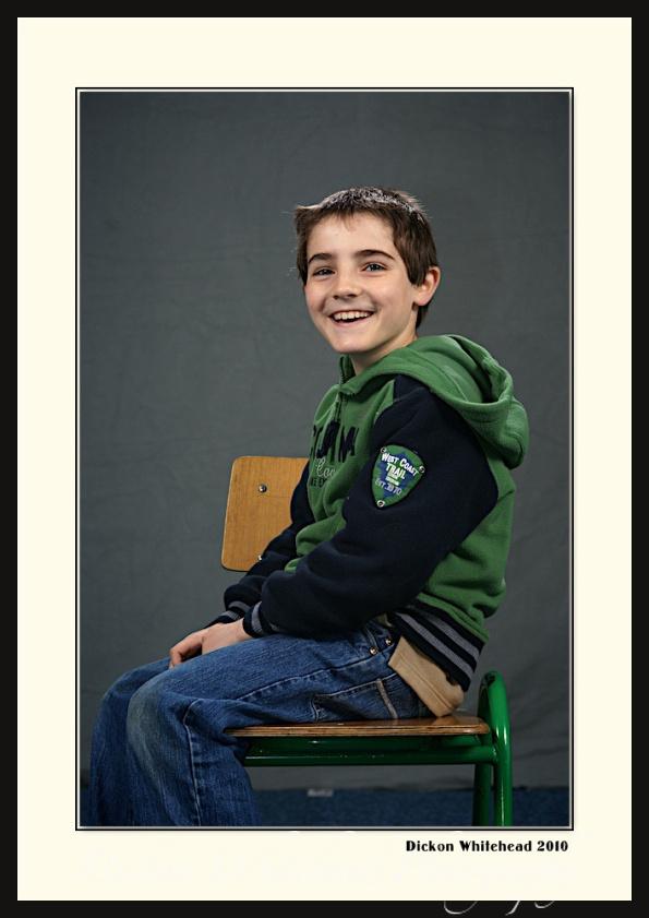 Matthew, Class Portrait 2010